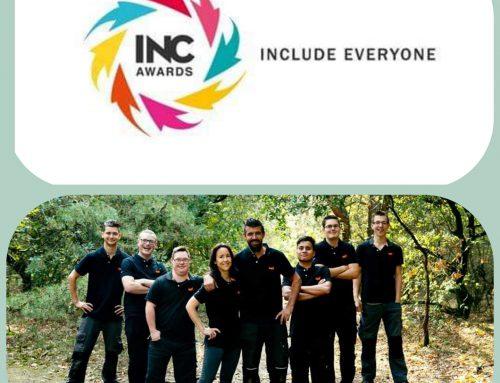 Geenengardening genomineerd voor de INC awards!